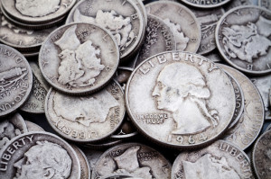 Coin Roll Hunting: Obtaining Silver for a Post Economic Collapse