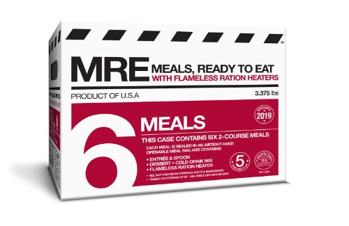 mre meals ready to eat two course fresh mres with. Black Bedroom Furniture Sets. Home Design Ideas