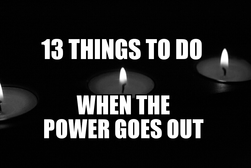 the night the power went out If the power goes out, keep track of how long it's out keep the door to the refrigerator closed as much as possible, and remember that full refrigerators stay colder longer than emptier ones food stored in the refrigerator is still safe to eat if the power is out for no more than four hours.